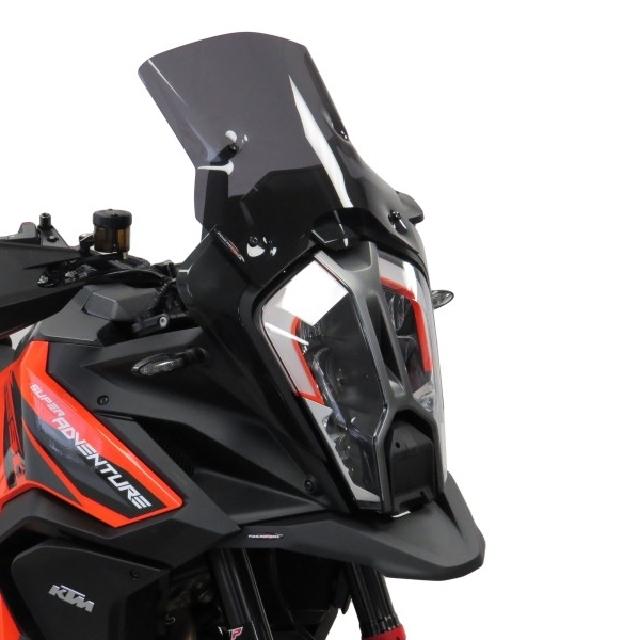 KTM >> 1290SuperAdventureS(21-) スポーツ・フリップスクリーン【ショート】 Powerbronze