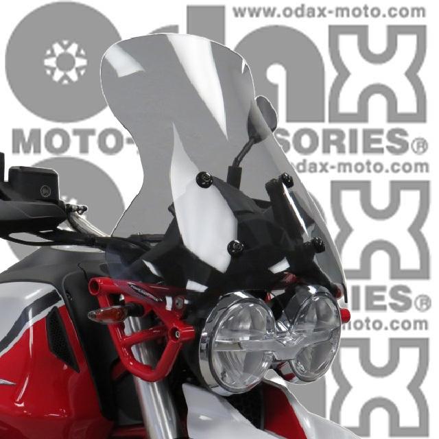 MOTO GUZZI >> V85TT(19-) スポーツ・フリップスクリーン Powerbronze