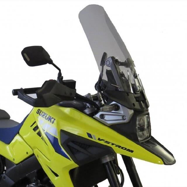 SUZUKI >> V-STROM1050/XT(20-)・V-STROM1000(14-19)スポーツ・フリップスクリーン Powerbronze