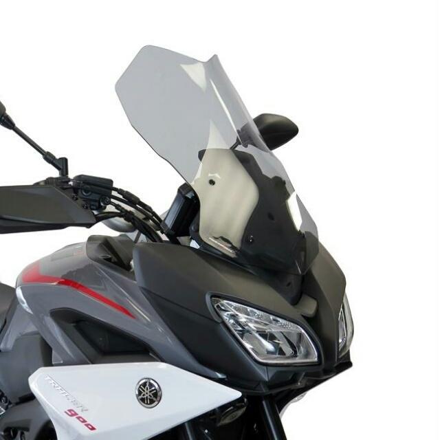 YAMAHA >> TRACER900/GT(18-) スポーツ・フリップスクリーン Powerbronze