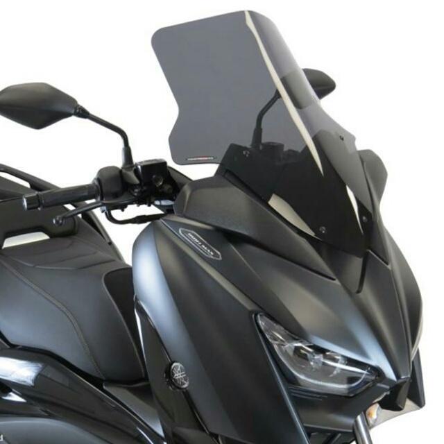 YAMAHA >> XMAX(18-)・トリシティ300(20-) スポーツ・フリップスクリーン【ミドル】 Powerbronze