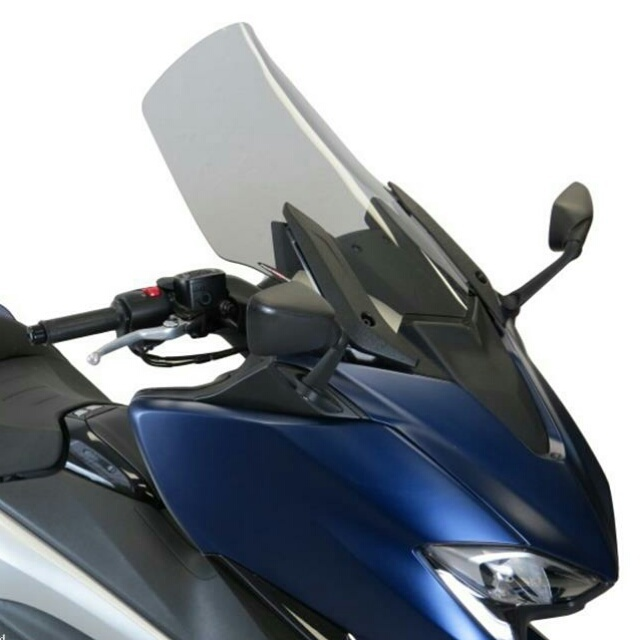 YAMAHA >> TMAX530(17-) スポーツ・フリップスクリーン【ロング】 Powerbronze