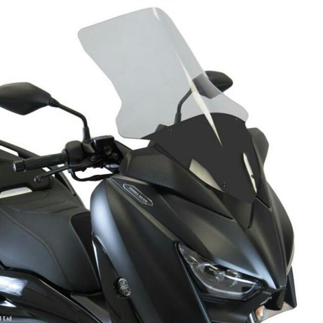 YAMAHA >> XMAX(18-)・トリシティ300(20-) スポーツ・フリップスクリーン【ロング】 Powerbronze
