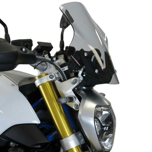 BMW>> R1200R(15-18) ネイキッド・スクリーン PowerBronze