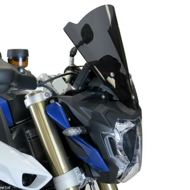 BMW>> F800R(15-19) ネイキッド・スクリーン PowerBronze