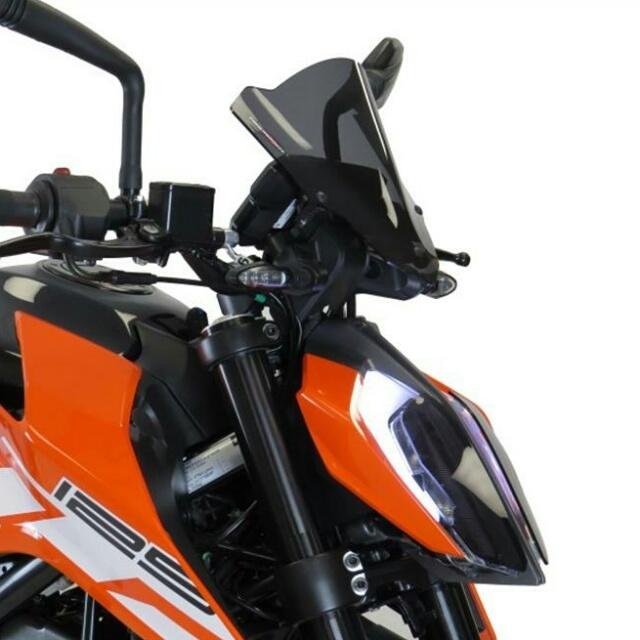 KTM >> 125/250/390 DUKE(17-) ネイキッド・スクリーン【スタンダード】