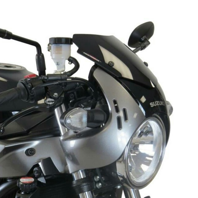 SUZUKI >> SV650X ABS(17-) 純正カウル専用ネイキッド・スクリーン