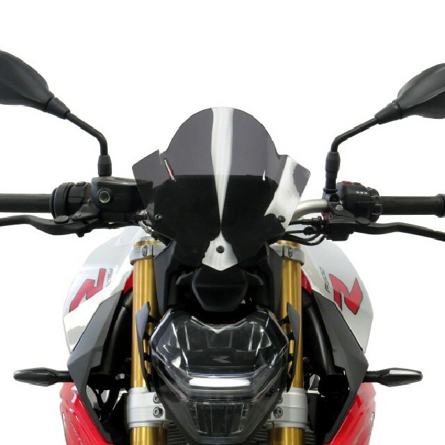 BMW>> F900R (20-) ネイキッド・スクリーン【ミドル】 Powerbronze