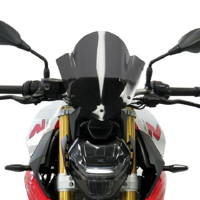 BMW>> F900R (20-) ネイキッド・スクリーン【ロング】 Powerbronze