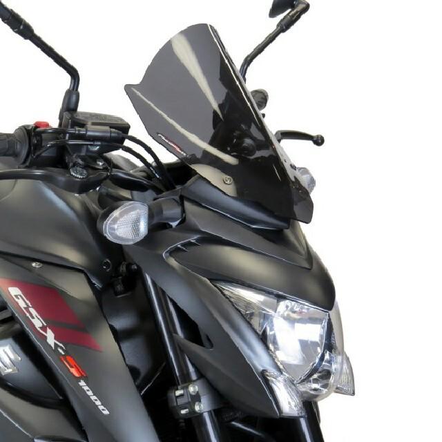SUZUKI >> GSX-S1000 (15-)ネイキッド・スクリーン【ロング】 PowerBronze