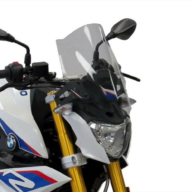 BMW>> G310R (16-) ネイキッド・スクリーン【ロング】 Powerbronze