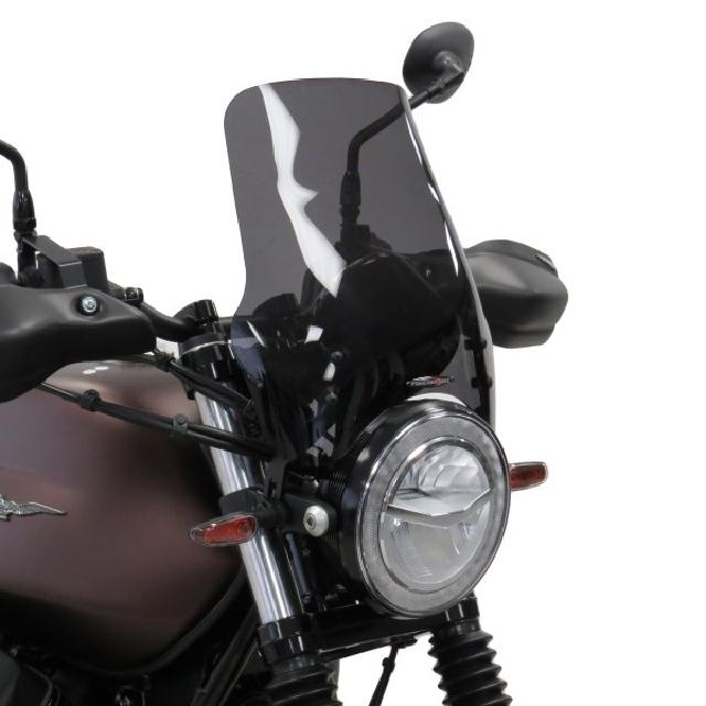 MOTO GUZZI >> V7III STONE/NIGHTPACK(17-20) ネイキッド・スクリーン【ロング】 PowerBronze