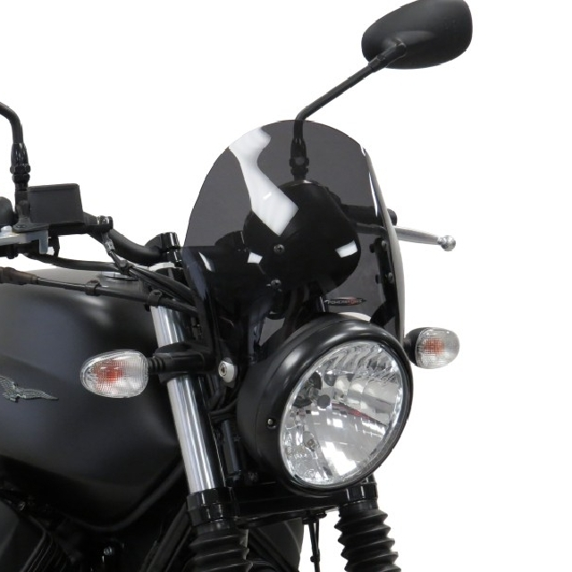 MOTO GUZZI >> V7SPECIAL(21-)・V7III SPECIAL(17-20) ネイキッド・スクリーン【ショート】 PowerBronze