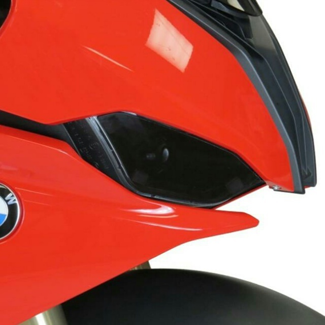 BMW >> S1000RR(19-) ヘッドライトレンズシールド Powerbronze