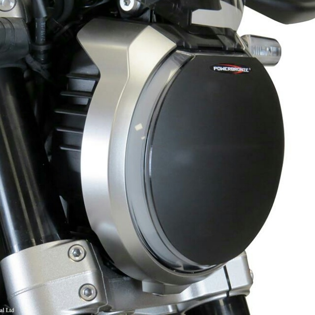 HONDA >> CB1000R(18-) ヘッドライトレンズシールド Powerbronze