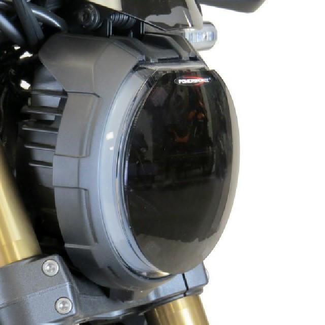 HONDA >> CB650R(19-) ヘッドライトレンズシールド Powerbronze