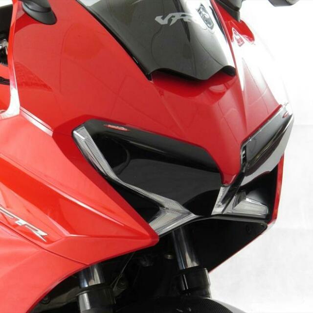 HONDA >> VFR800Xクロスランナー(15-) ヘッドライトレンズシールド Powerbronze
