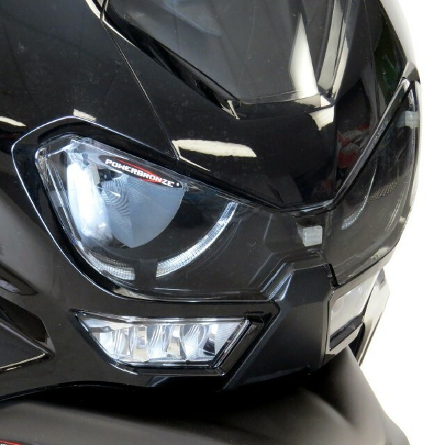 HONDA >> CRF1100L アフリカツインADV-S(20-) ヘッドライトレンズシールド Powerbronze