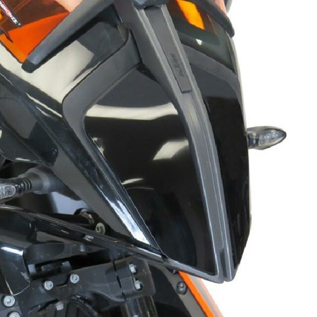 KTM >> 790Adventure (19-) ヘッドライトレンズシールド Powerbronze