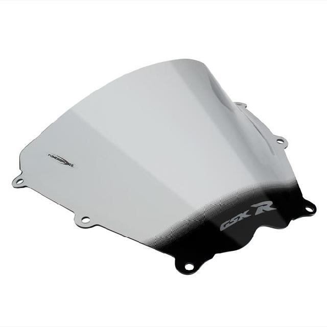 SUZUKI >> GSX-R1000(07-08)スポーツ・エアフロ-スクリーン Powerbronze