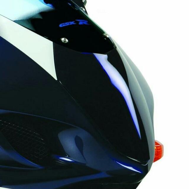SUZUKI >> GSX-R1000(03-04)ヘッドライトレンズシールド Powerbronze
