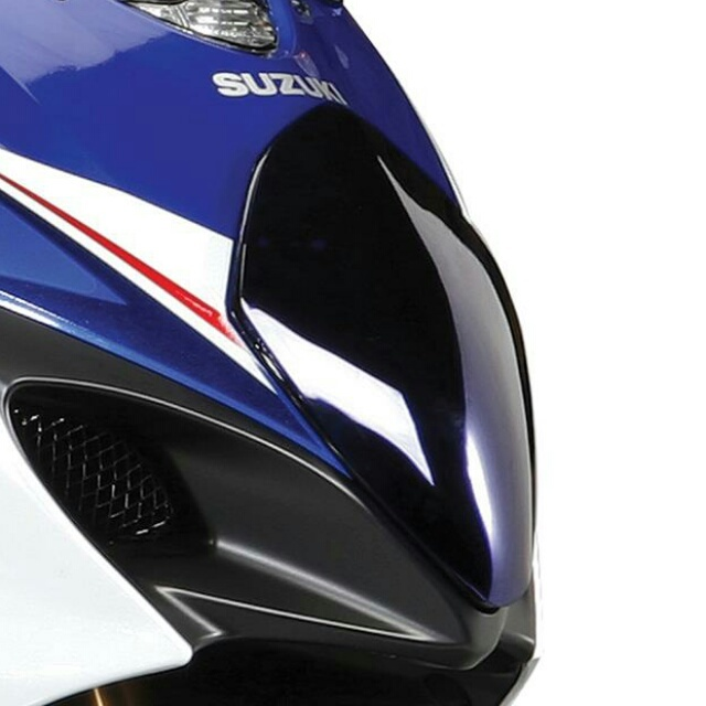 SUZUKI >> GSX-R1000(07-08) ヘッドライトレンズシールド Powerbronze