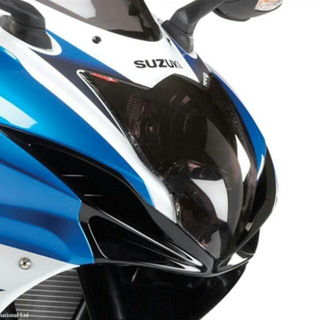 SUZUKI >> GSX-R600/750(11-18) ヘッドライトレンズシールド Powerbronze