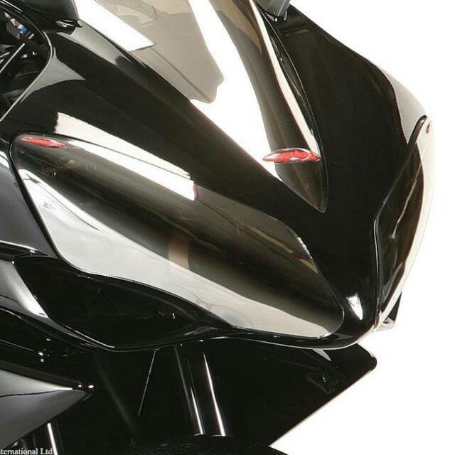 YAMAHA >> YZF-R1(07-08) ヘッドライトレンズシールド Powerbronze