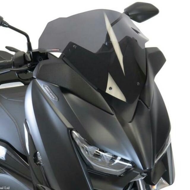 YAMAHA >> XMAX(18-)・トリシティ300(20-) スポーツ・フリップスクリーン【ショート】 Powerbronze
