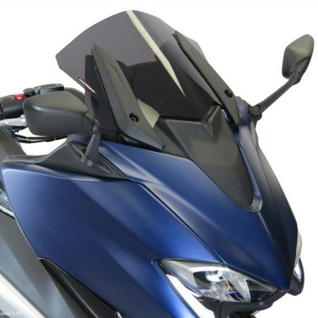 YAMAHA >> TMAX530(17-) スポーツ・フリップスクリーン【ショート】 Powerbronze