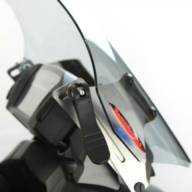 HONDA >>NC700X/750X(12-15) アジャスタブルスクリーンキット Powerbronze