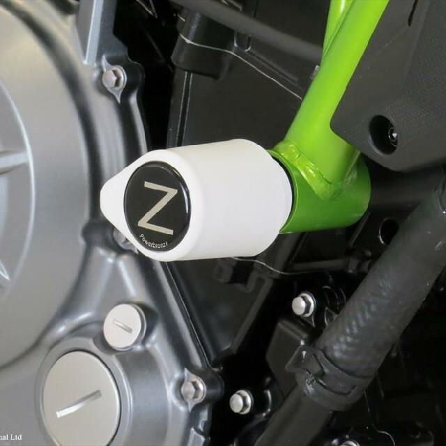 KAWASAKI >>Z650 (17-) エンジンスライダー Powerbronze