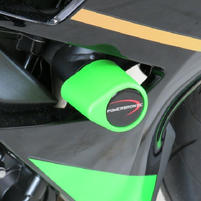 KAWASAKI >>Ninja650 (17-) エンジンスライダー Powerbronze