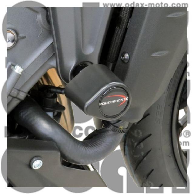 YAMAHA >> MT-09(21-)・TRACER9 GT(21-) エンジンスライダー Powerbronze