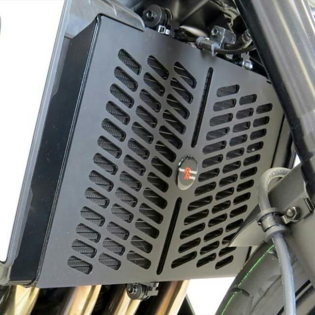HONDA >> CB1000R(18-)ラジエターカバー PowerBronze