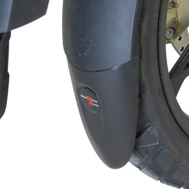 BMW >> G310GS(17-) マッドガードエクステンダー Powerbronze
