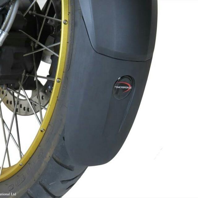 BMW >> F750GS(18-) マッドガードエクステンダー Powerbronze