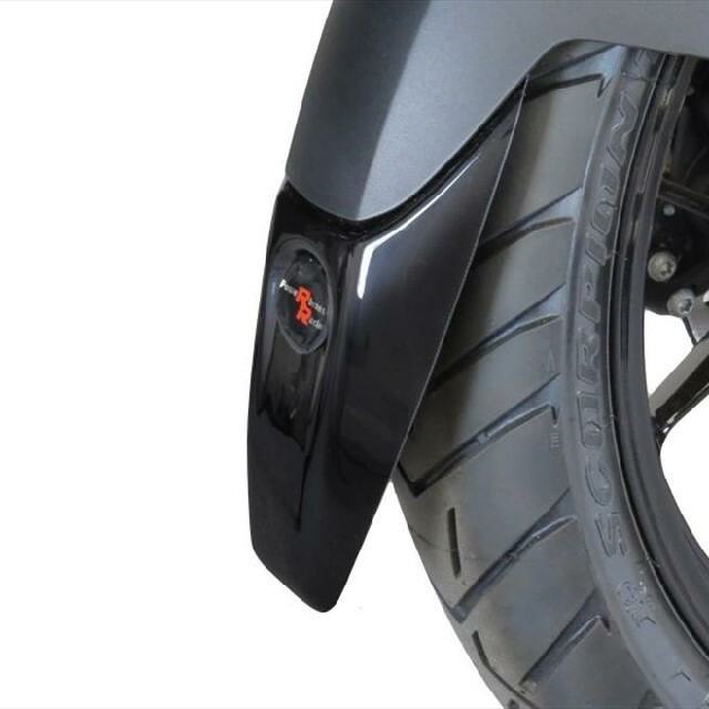 KTM >> 1290SuperAdventureR/S(17-) マッドガードエクステンダー PowerBronze