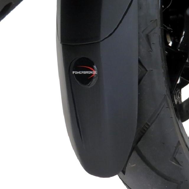 KTM >> 1290SuperAdventureS(21-) マッドガードエクステンダー PowerBronze