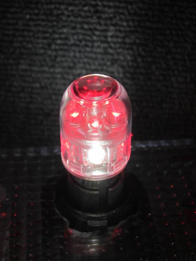 LEDテールランプ・バルブ/ナンバー灯内蔵(S25タイプ)【ダブル球】 Odax