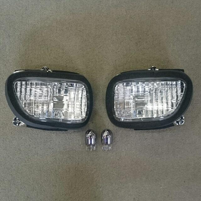 HONDA >> GL1800(01-16)・F6B(13-16) クリアウインカー・レンズセット