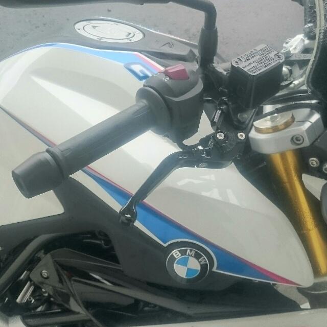 BMW>>G310R/GS(16-)用アジャスタブルレバーセット