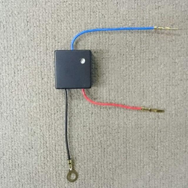 速度調節機能付 I.C リレー(3極) Odax