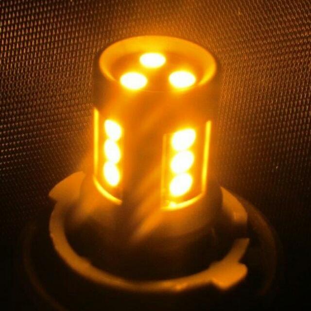 ウインカー用 LEDバルブ 1156型 【180度ピン/150度ピン】Odax