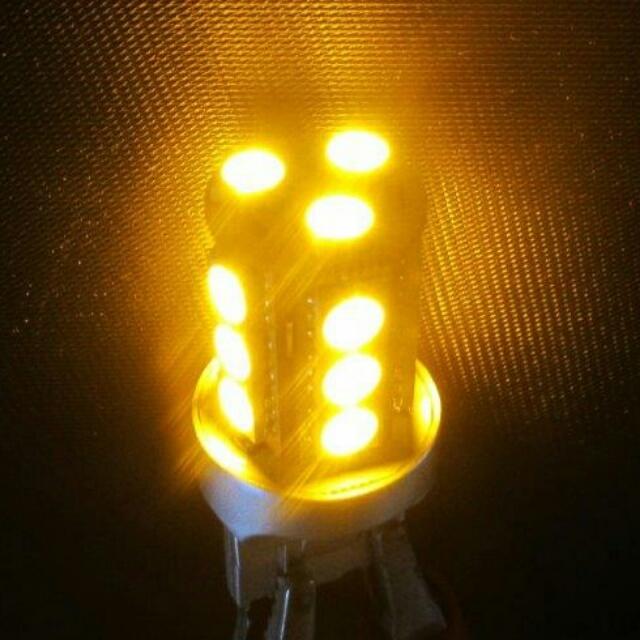 ウインカー用LEDバルブ T20 7443ウェッジ型 【シングル球/ダブル球 両対応】 Odax