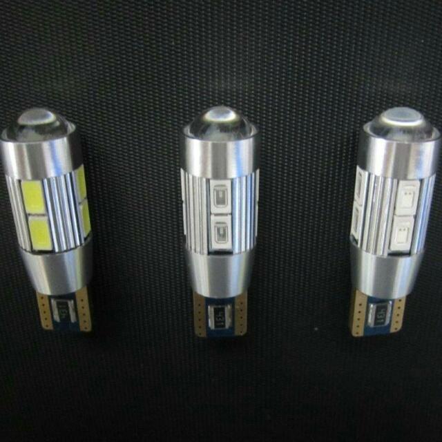LEDポジション・バルブ T10ウェッジ型 Odax
