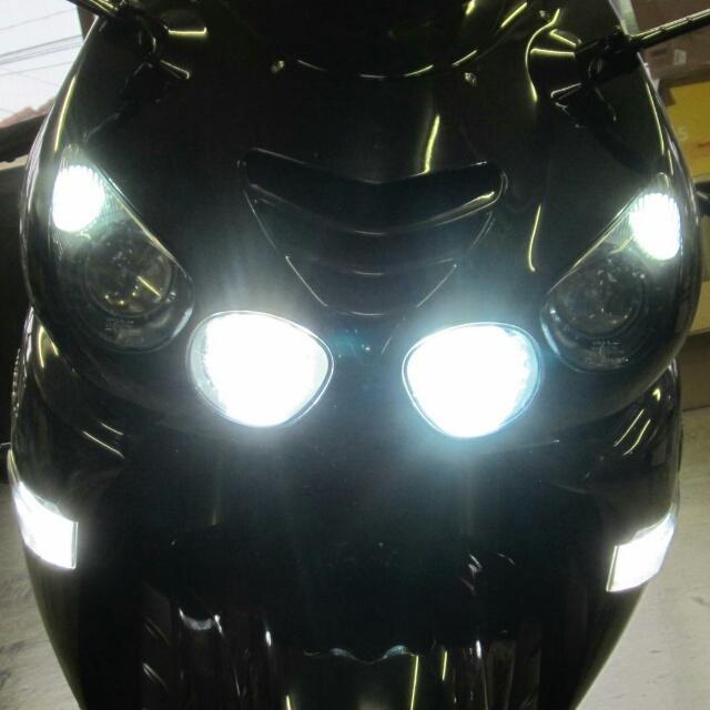 KAWASAKI >> ZZR1400(06-07) ウインカーポジション・デイライトキット