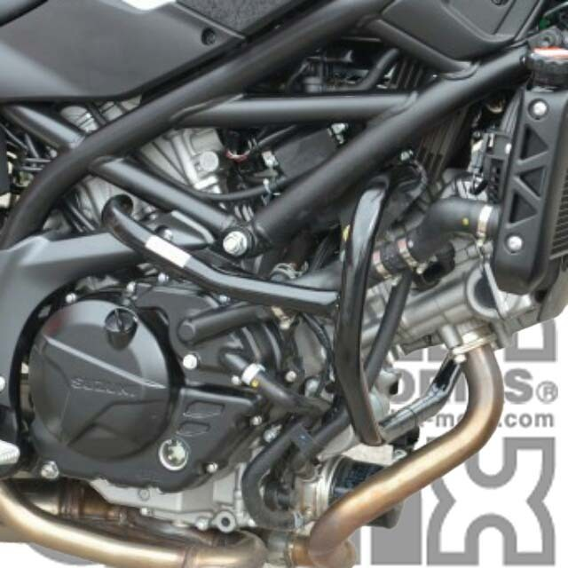 SUZUKI >> SV650/X ABS(16-) エンジンガード RENNTEC
