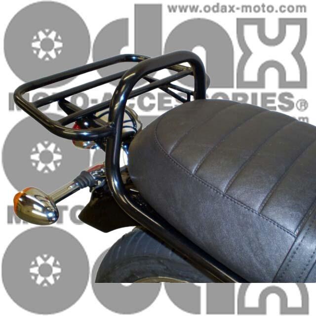 Triumph >> BonnevilleT100・Thruxton(-15)・Scrambler(08-15)スポーツキャリア RENNTEC