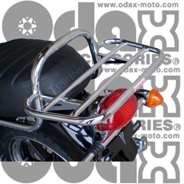 Triumph >> BonnevilleT100・Thruxton(-15)・Scrambler(08-15) スポーツキャリア RENNTEC